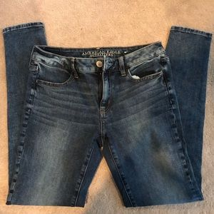 American Eagle Outfitter X4 Jegging